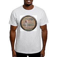 Guanaco Ash Grey T-Shirt