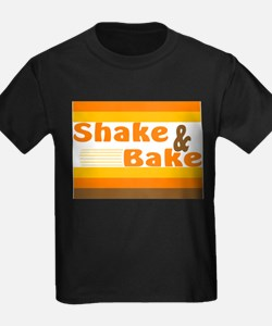 Shake & Bake Ash Grey T-Shirt