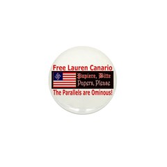 Free Lauren-1 Mini Button