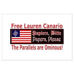 Free Lauren-1 Posters