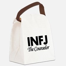 INFJ | The Counselor Canvas Lunch Bag