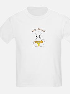 HeyLOLcatOMG.psd T-Shirt