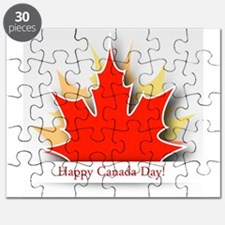 Funny Canada day Puzzle
