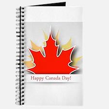 Unique Canada day Journal