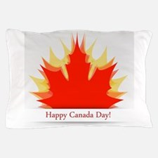 Funny Canada day Pillow Case