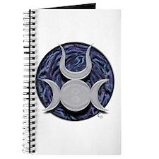 God Triple Goddess Journal