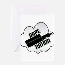 vape nation Greeting Cards