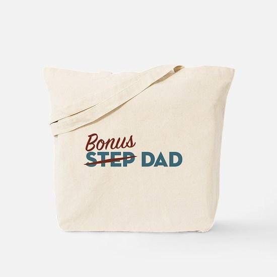 Bonus Dad Tote Bag