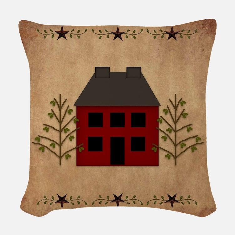 Decorative Primitive Pillows : Primitive Pillows, Primitive Throw Pillows & Decorative Couch Pillows