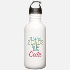 2 Dads to be This Cute Water Bottle