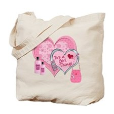 It's a Girl Thing (Pink) Tote Bag