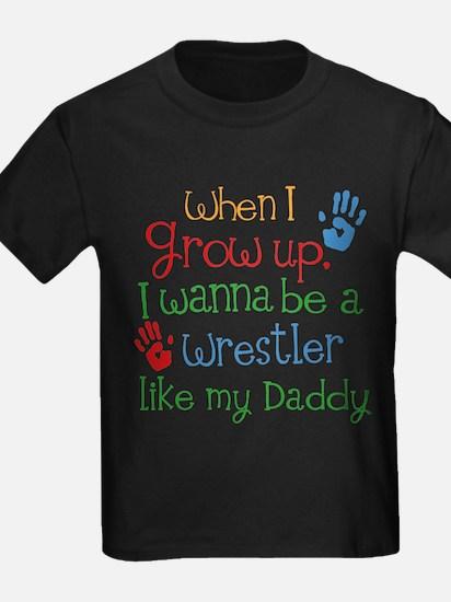 Wrestler Like Daddy T