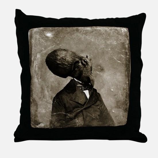 Unique Lovecraft Throw Pillow