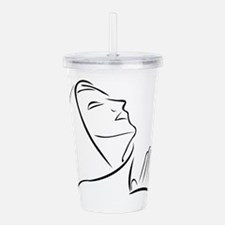 Unique Ramadan Acrylic Double-wall Tumbler