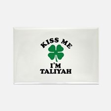 Kiss me I'm TALIYAH Magnets