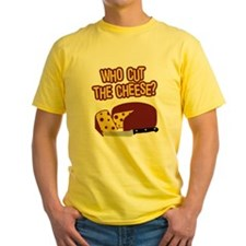 Cut The Cheese T