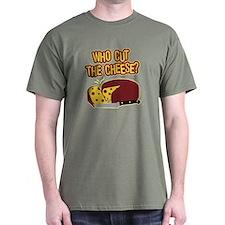 Cut The Cheese T-Shirt