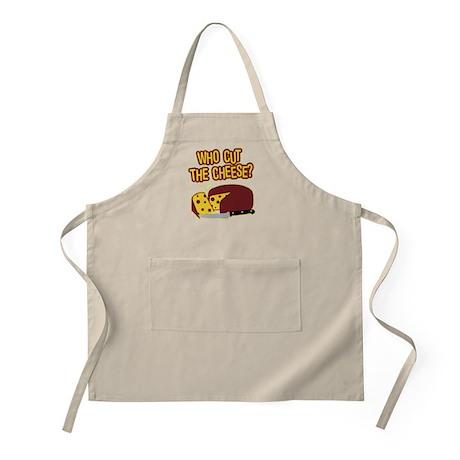 Cut The Cheese BBQ Apron