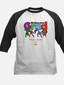 Marvel Kindergarten Grad Pers Kids Baseball Jersey