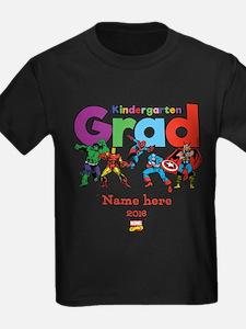 Marvel Kindergarten Grad Persona T