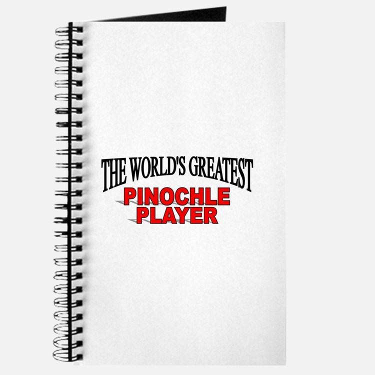 """""""The World's Greatest Pinochle Player"""" Journal"""