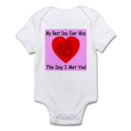 My Best Day Every Infant Bodysuit