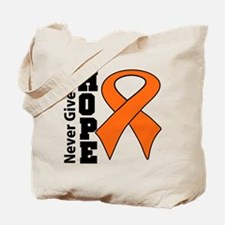 Leukemia Cancer Hope Tote Bag