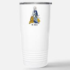 Unique Jesus apostle Travel Mug