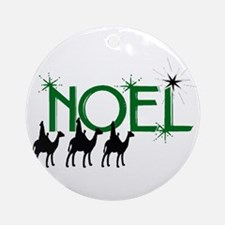 The Three Kings Ornament (Round)