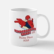 Spider-Man Kindergarten Grad Personaliz Mug