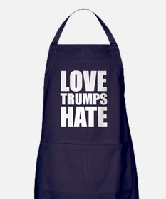Funny Religious right Apron (dark)