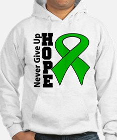 kidney cancer never give up hope Hoodie
