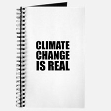 Climate Change is Real Journal