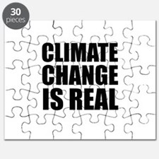 Climate Change is Real Puzzle