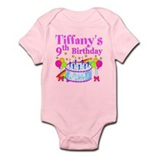 PERSONALIZED 9TH Onesie