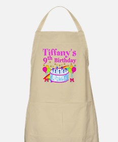PERSONALIZED 9TH Apron
