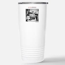Unique Charles bukowski Travel Mug
