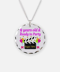 9TH BIRTHDAY Necklace