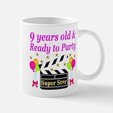 9TH BIRTHDAY Small Small Mug