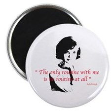 "Jackie O Kennedy 2.25"" Magnet (10 pack)"
