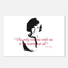 Jackie O Kennedy Postcards (Package of 8)