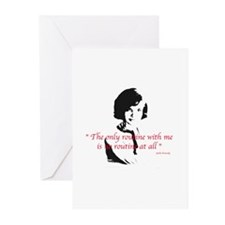 Jackie O Kennedy Greeting Cards (Pk of 20)