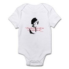 Jackie O Kennedy Infant Bodysuit