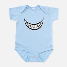 Huge Teeth Smile Infant Bodysuit