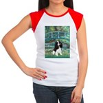Bridge / Tri Cavalier Women's Cap Sleeve T-Shirt