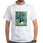 Bridge / Tri Cavalier White T-Shirt