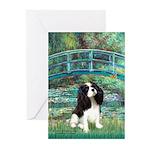 Bridge / Tri Cavalier Greeting Cards (Pk of 20)
