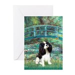 Bridge / Tri Cavalier Greeting Cards (Pk of 10)