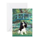 Bridge / Tri Cavalier Greeting Card