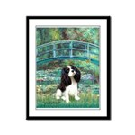 Bridge / Tri Cavalier Framed Panel Print
